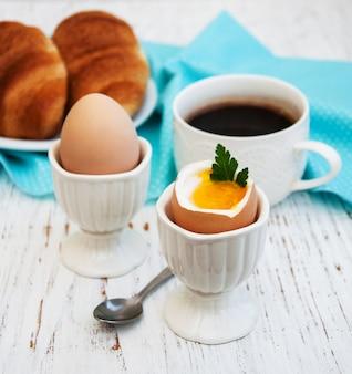 Klassisches frühstück