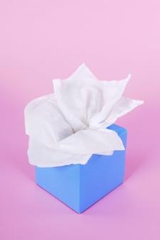 Kleenex-stil gewebe
