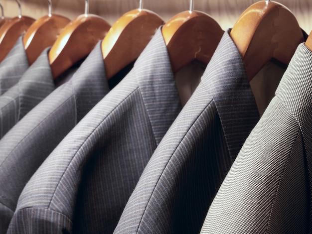 Kleidung in der schneiderei