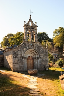 Kleine kirche, spanien