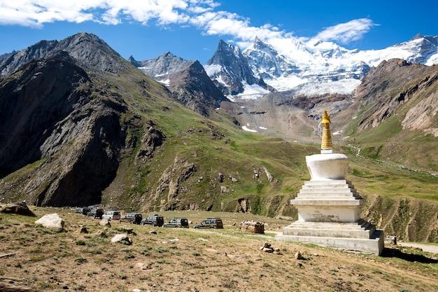 Kleine stupa