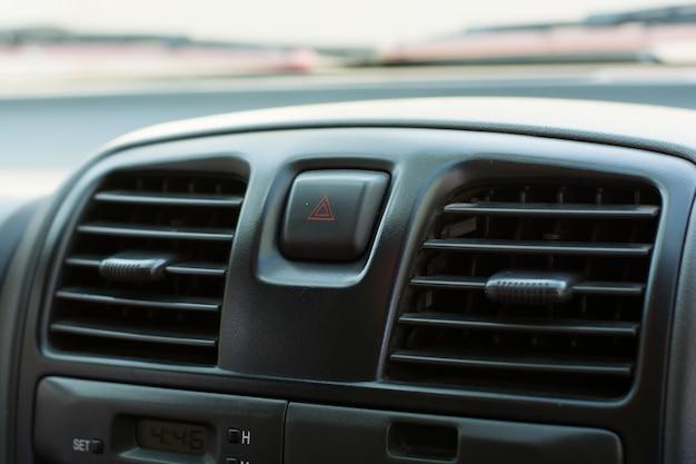 Klimaanlage im kleinwagen