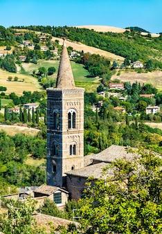 Kloster san francesco in urbino - marken, italien