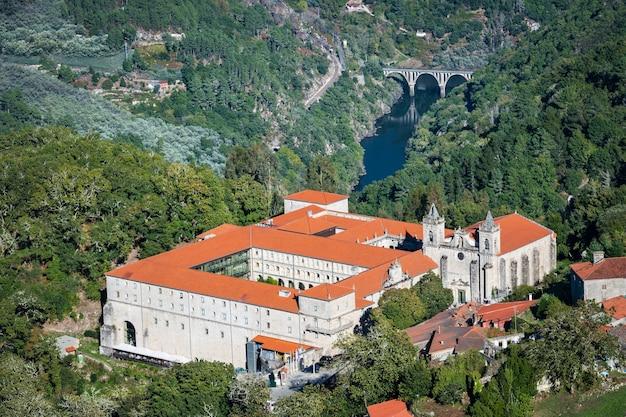 Kloster santo estevo de ribas de sil in galizien