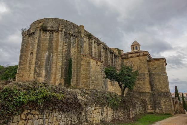 Kloster von horta de sant joan, spanien