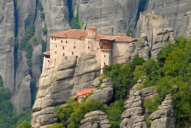Kloster von meteora, griechenland