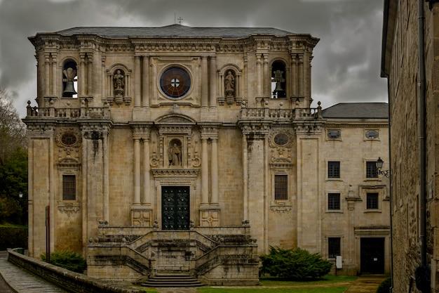 Kloster von samos in sarria / lugo
