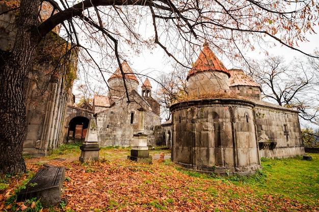 Kloster von sanahin in armenien