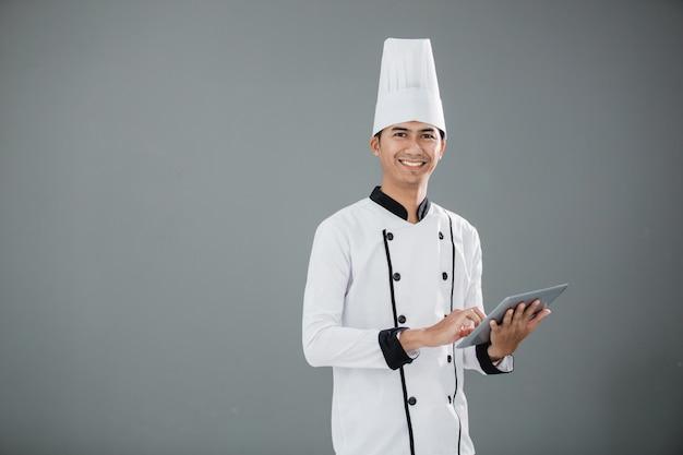 Koch und moderne technik