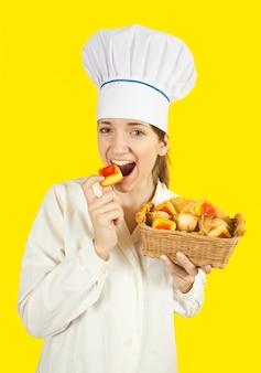Kochen essen leckeres plätzchen