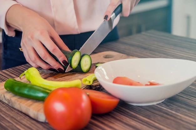 Kochen gesundes essen