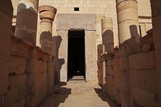 Königin hatschepsut tempel in luxor ägypten