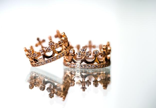 Königliche eheringe