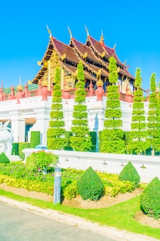 Königlicher pavillion in chaing mai