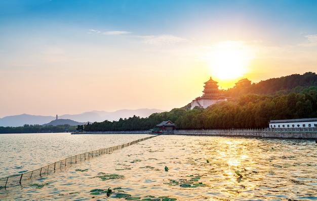Königlicher sommerpalast von peking