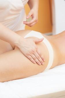 Körperpeeling-behandlungen