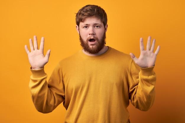 Körpersprachenkonzept