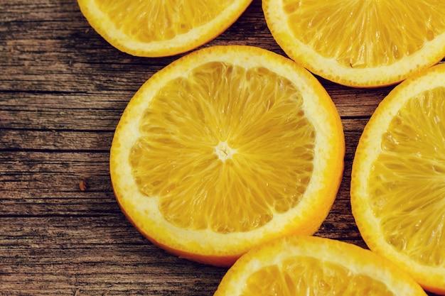 Köstliche orange