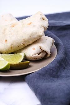 Köstlicher burrito