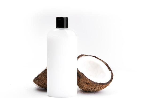 Kokos duschgel und kokos