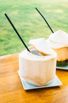 Kokosnusssaft