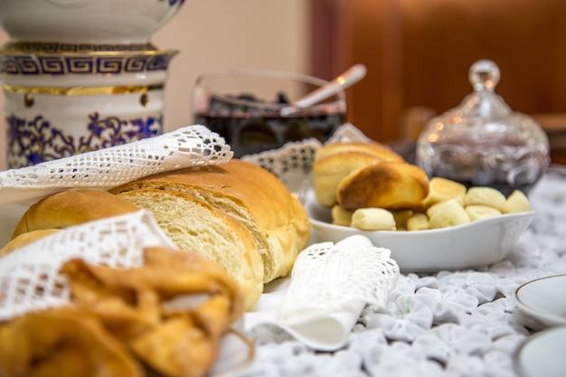 Kolonial frühstück brasilien