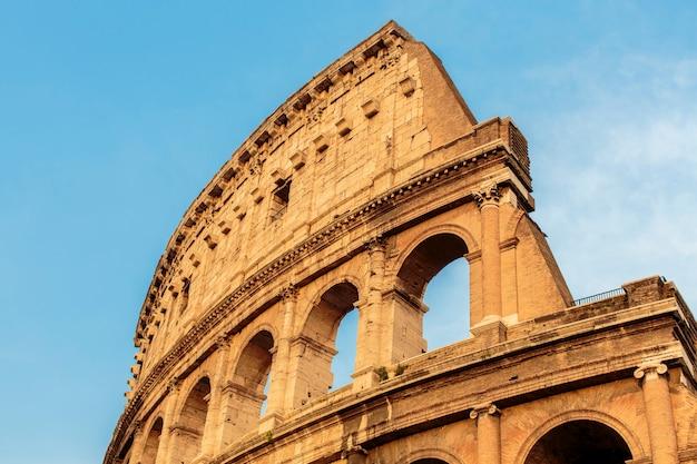 Kolosseum in rom, italien
