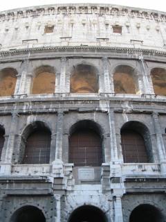 Kolosseum in rom konstruktionen