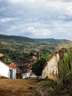Kolumbien barichara altstadt
