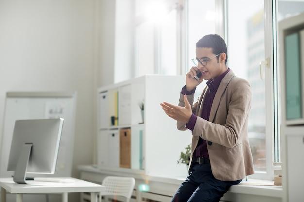 Kommunikation mit dem kunden