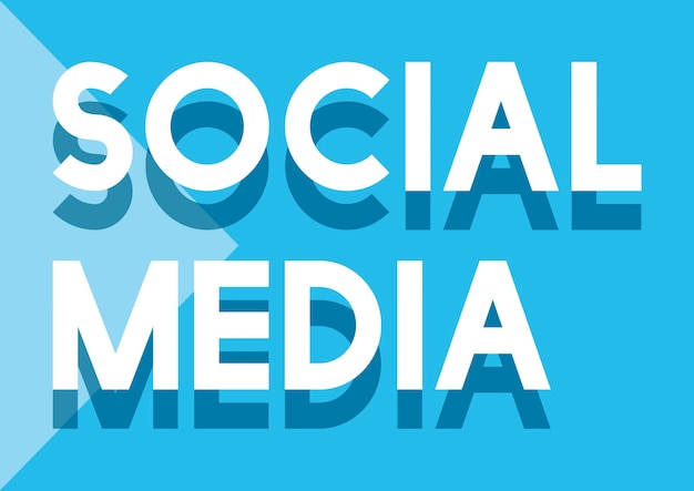 Kommunikationskonzept für social media networking-verbindungen