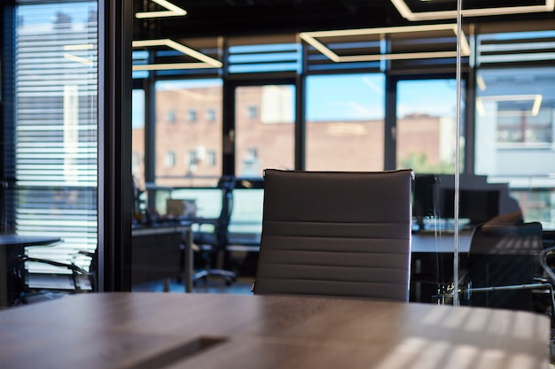 Konferenzraum im büro