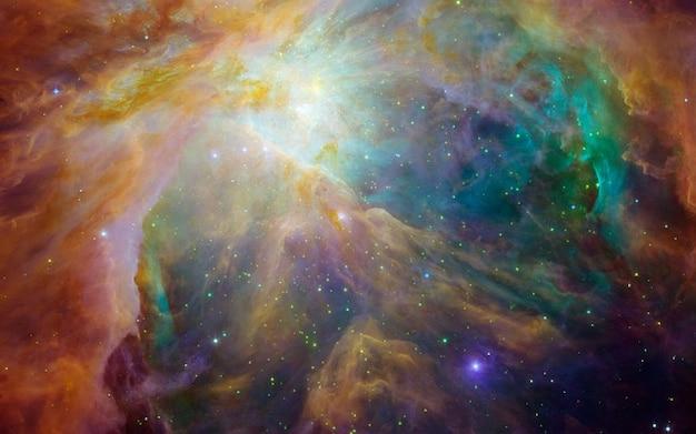Konstellation nebula emission orion