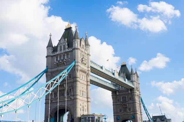 Kontrollturmbrücke, london, großbritannien