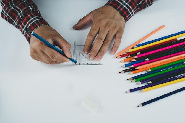 Konzept der bildung oder zurück in die schule