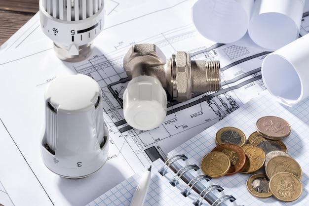 Konzept der energieeinsparung