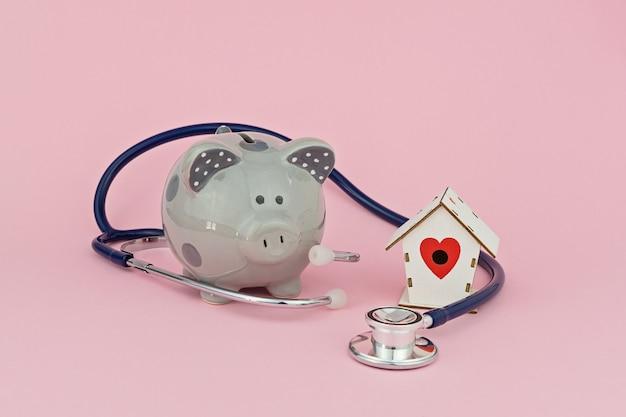 Konzept der finanzimmobilien-diagnostik