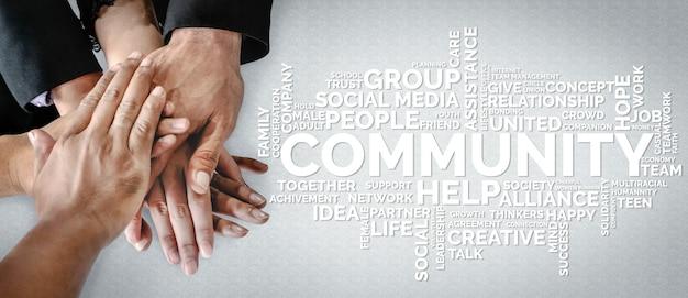 Konzept der personal- und personennetzwerke