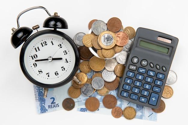 Konzept der rechnungsstellung zur begleichung langfristiger schulden