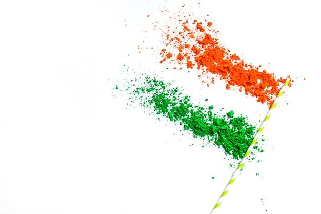 Konzept für den indischen unabhängigkeitstag und den tag der republik