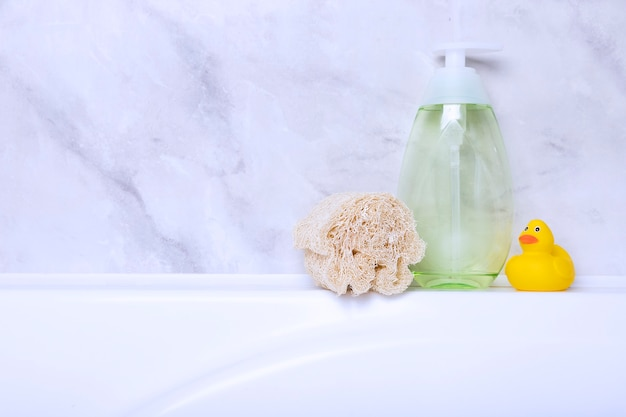 Konzept für kinderhygieneprodukte