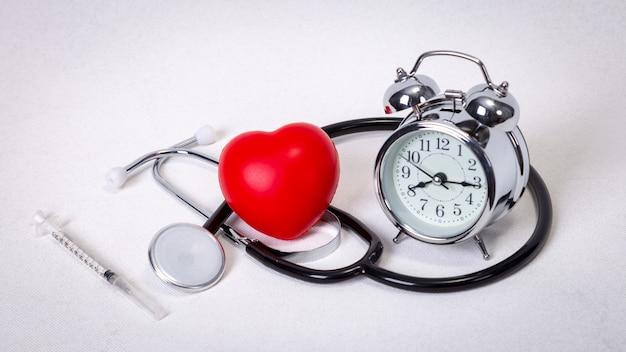 Konzept für timing, medizin und gesundheit