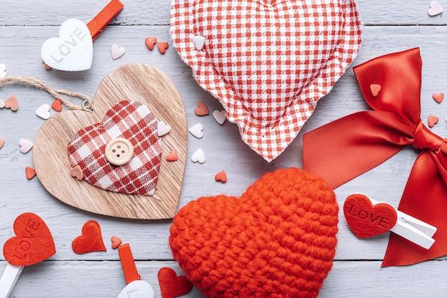 Konzept für valentinstag