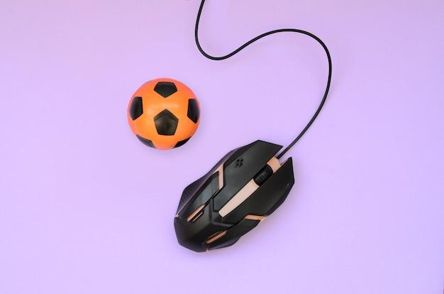 Konzept von videospielen, esports, sportwetten und online-glücksspielen
