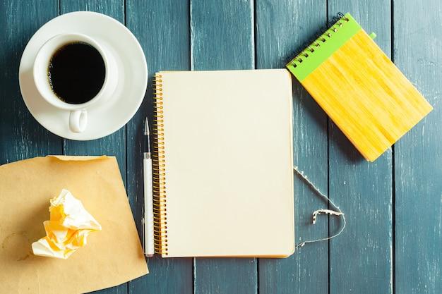 Konzept zu schreiben