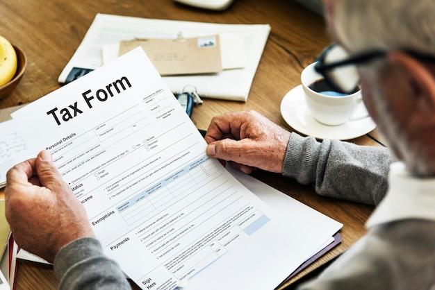 Konzept zur erstattung von steuergutschriften für rückforderungsrückerstattung