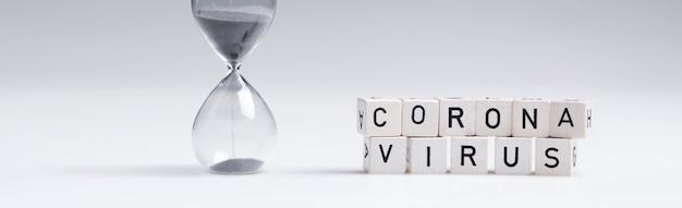 Konzept zur vorbeugung von coronavirus und viren. pandemieausbruch als atemwegssyndrom mit viralem lungenentzündungssymptom.
