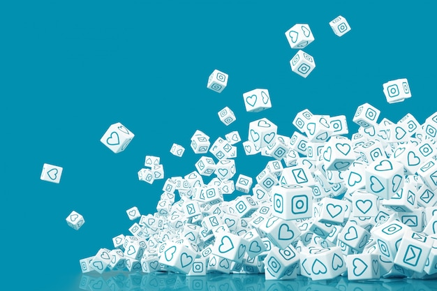Konzeptkunst in sozialen netzwerken