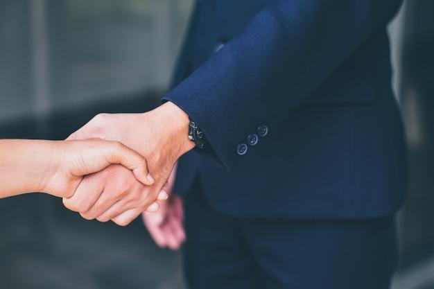 Kooperation, vereinbarung, beziehung