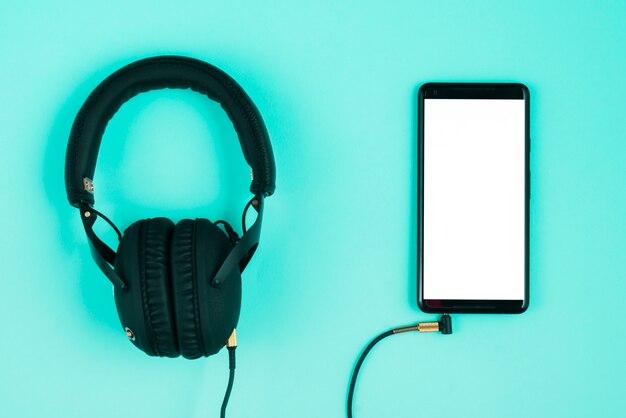 Kopfhörer und smartphones